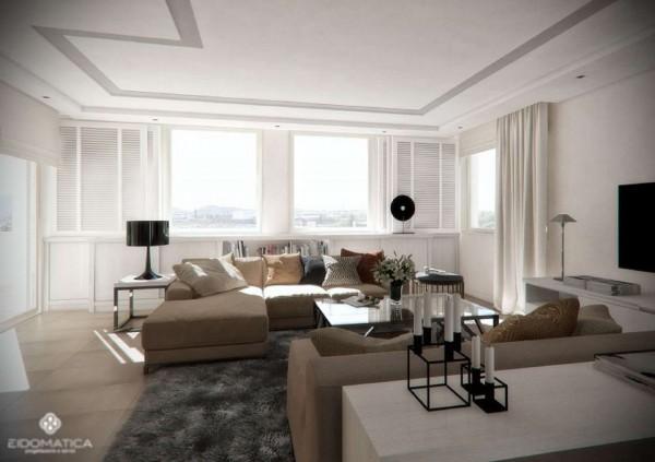 Appartamento in vendita a Brescia, Urago Mella, 184 mq - Foto 6