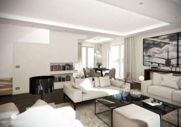Appartamento in vendita a Brescia, Urago Mella, 184 mq - Foto 9