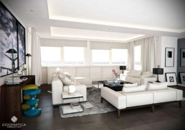Appartamento in vendita a Brescia, Urago Mella, 184 mq - Foto 7