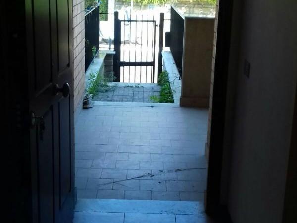 Villetta a schiera in vendita a Roma, Cesano, Con giardino, 180 mq - Foto 4