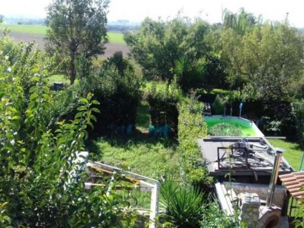 Villetta a schiera in vendita a Roma, Cesano, Con giardino, 180 mq - Foto 6
