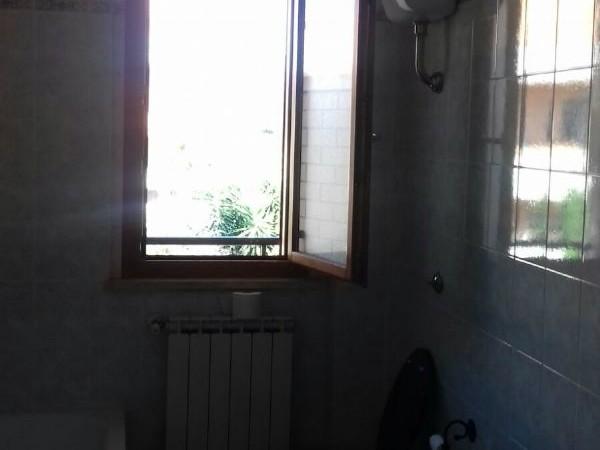 Villetta a schiera in vendita a Roma, Cesano, Con giardino, 180 mq - Foto 3