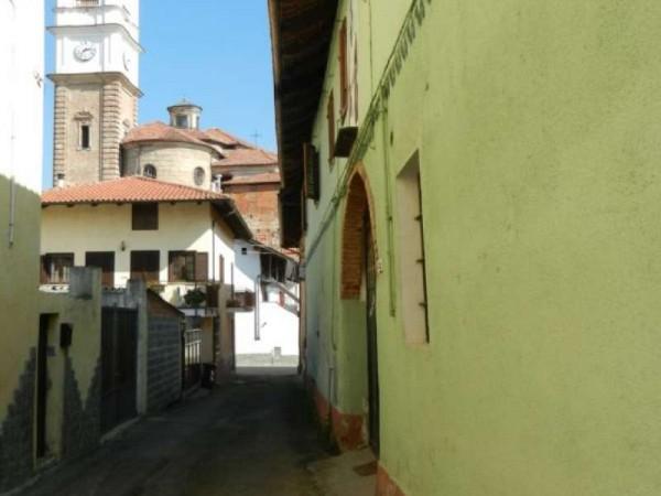 Casa indipendente in vendita a Foglizzo, Centro, Con giardino, 200 mq - Foto 23