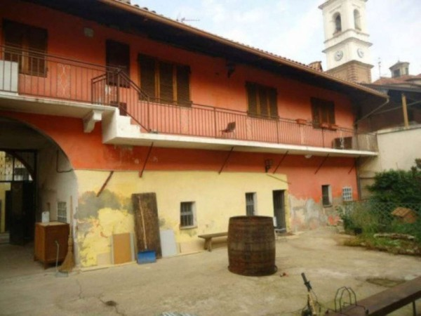 Casa indipendente in vendita a Foglizzo, Centro, Con giardino, 200 mq - Foto 19