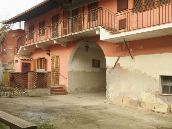 Casa indipendente in vendita a Foglizzo, Centro, Con giardino, 200 mq - Foto 21
