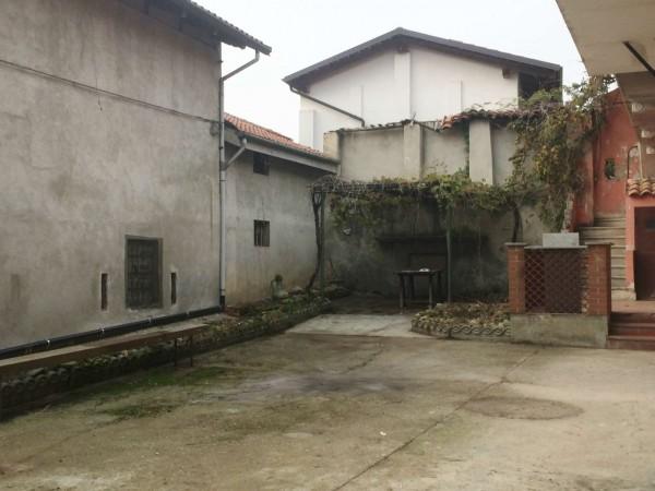 Casa indipendente in vendita a Foglizzo, Centro, Con giardino, 200 mq - Foto 16