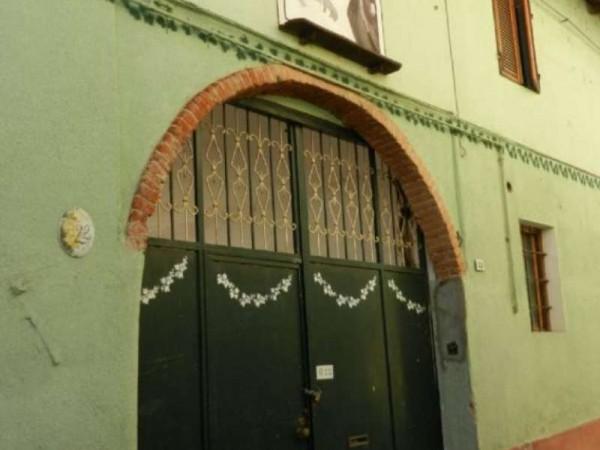 Casa indipendente in vendita a Foglizzo, Centro, Con giardino, 200 mq