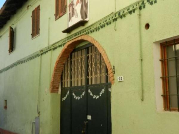 Casa indipendente in vendita a Foglizzo, Centro, Con giardino, 200 mq - Foto 24