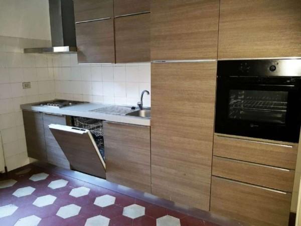 Appartamento in affitto a Milano, Monte Nero / Rotonda Besana, 135 mq - Foto 12