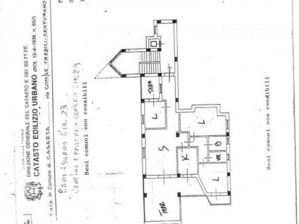 Appartamento in vendita a Caserta, 131 mq - Foto 2