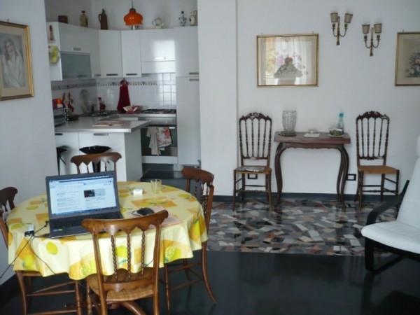 Appartamento in affitto a Rapallo, Centrale, Arredato, 70 mq