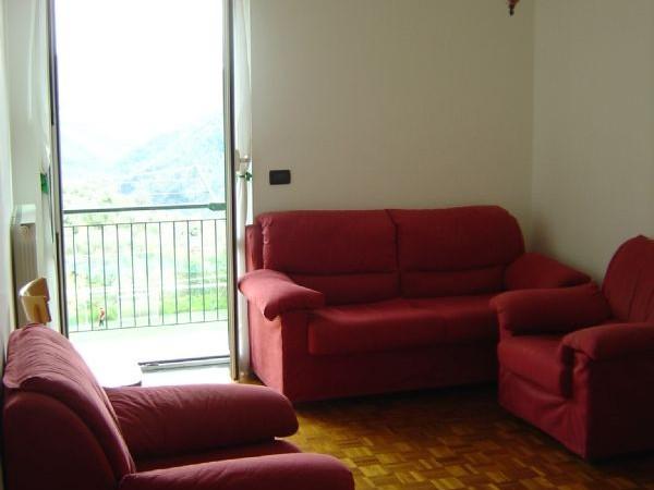 Appartamento in affitto a Uscio, Cià, Arredato, con giardino, 50 mq