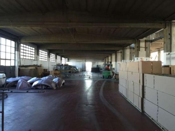 Capannone in vendita a Poirino, Con giardino, 2100 mq - Foto 16