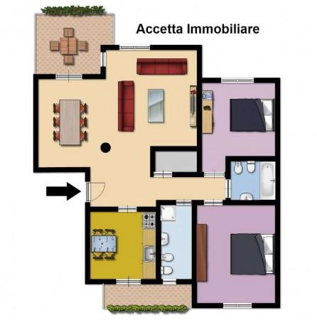 Appartamento in vendita a Taranto, Residenziale, Con giardino, 115 mq - Foto 2