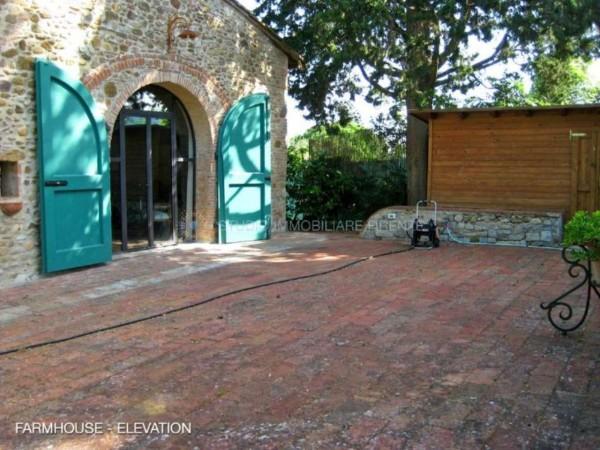 Rustico/Casale in vendita a San Casciano in Val di Pesa, Con giardino, 200 mq - Foto 9