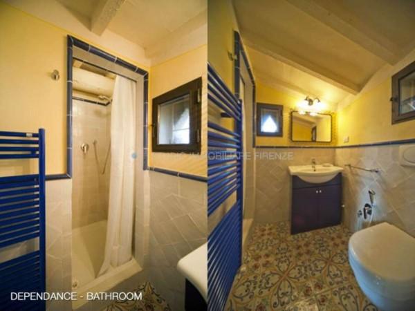 Rustico/Casale in vendita a San Casciano in Val di Pesa, Con giardino, 200 mq - Foto 17