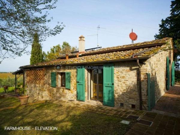 Rustico/Casale in vendita a San Casciano in Val di Pesa, Con giardino, 200 mq - Foto 16