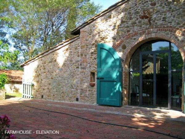 Rustico/Casale in vendita a San Casciano in Val di Pesa, Con giardino, 200 mq - Foto 10
