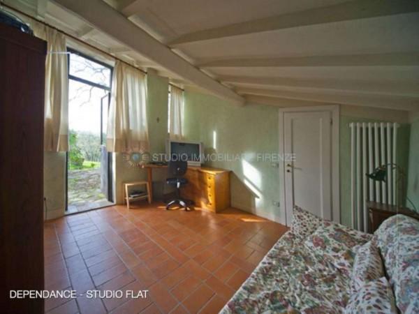 Rustico/Casale in vendita a San Casciano in Val di Pesa, Con giardino, 200 mq - Foto 18