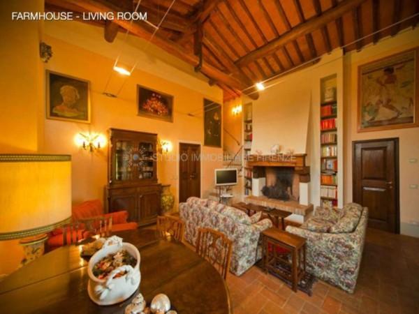 Rustico/Casale in vendita a San Casciano in Val di Pesa, Con giardino, 200 mq