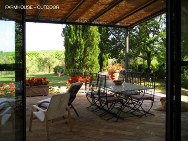 Rustico/Casale in vendita a San Casciano in Val di Pesa, Con giardino, 200 mq - Foto 27