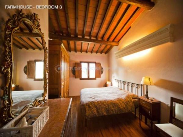 Rustico/Casale in vendita a San Casciano in Val di Pesa, Con giardino, 200 mq - Foto 24