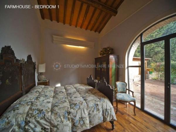 Rustico/Casale in vendita a San Casciano in Val di Pesa, Con giardino, 200 mq - Foto 26