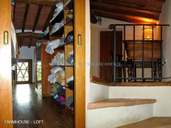 Rustico/Casale in vendita a San Casciano in Val di Pesa, Con giardino, 200 mq - Foto 13