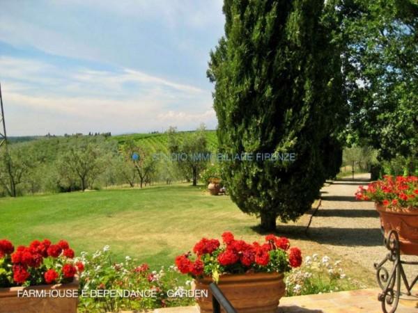 Rustico/Casale in vendita a San Casciano in Val di Pesa, Con giardino, 200 mq - Foto 11