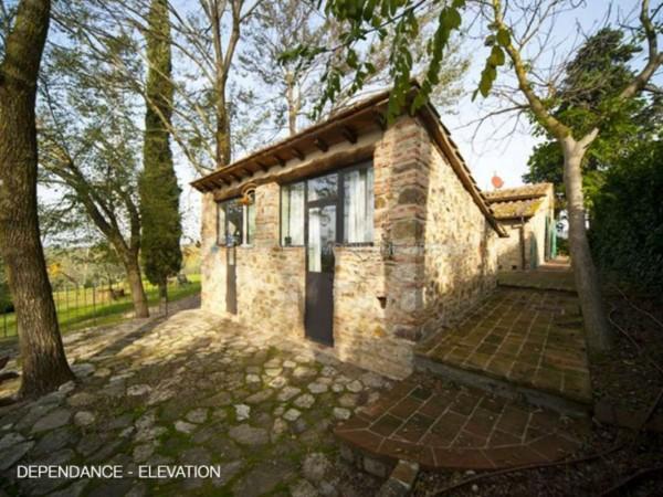 Rustico/Casale in vendita a San Casciano in Val di Pesa, Con giardino, 200 mq - Foto 19
