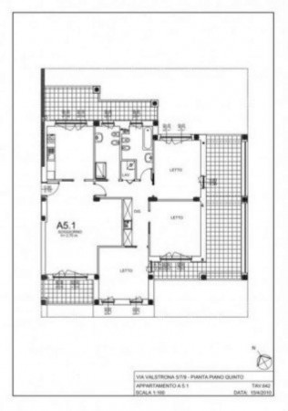 Appartamento in vendita a Milano, Salgari, Tito Livio, Con giardino, 166 mq - Foto 2