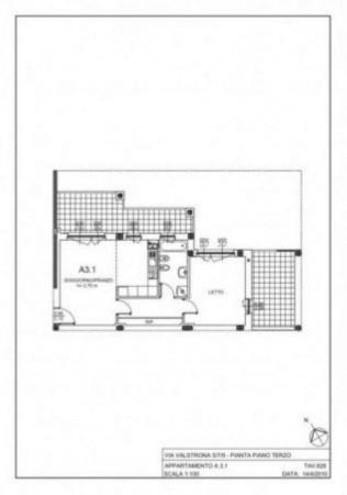 Appartamento in vendita a Milano, Salgari, Tito Livio, Con giardino, 79 mq - Foto 2