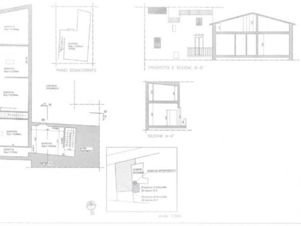 Villa in vendita a Fiesole, 450 mq - Foto 2