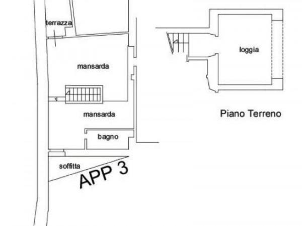 Rustico/Casale in vendita a Firenze, 200 mq - Foto 3