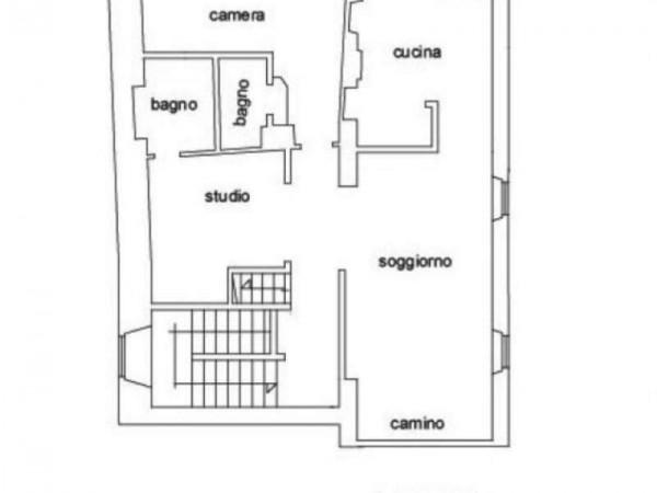 Rustico/Casale in vendita a Firenze, 200 mq - Foto 2