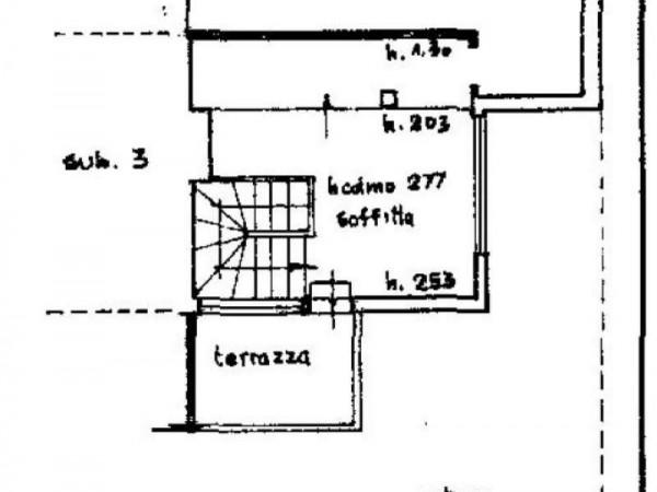 Villa in vendita a Sesto Fiorentino, 250 mq - Foto 3