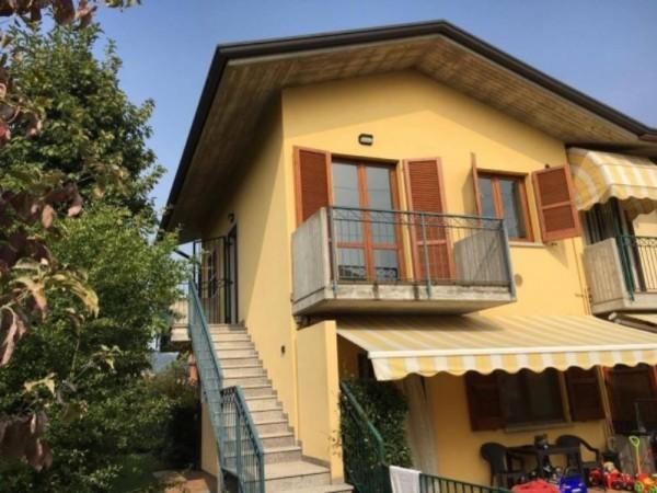 Appartamento in vendita a Castelli Calepio, 88 mq