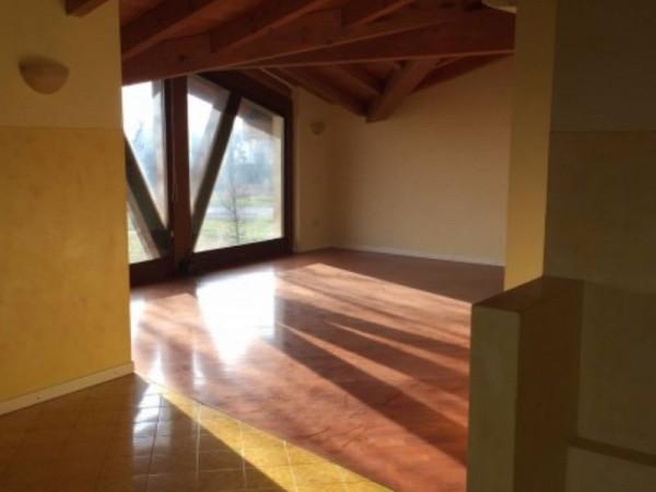Villa in vendita a Cenate Sotto, 290 mq - Foto 13