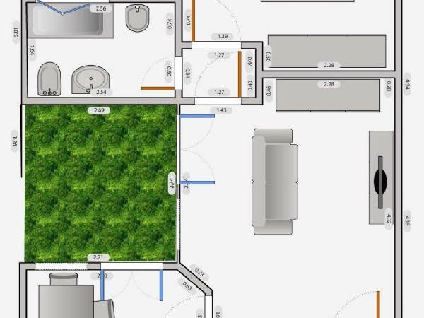 Appartamento in affitto a Milano, Q.re Adriano, 140 mq - Foto 6