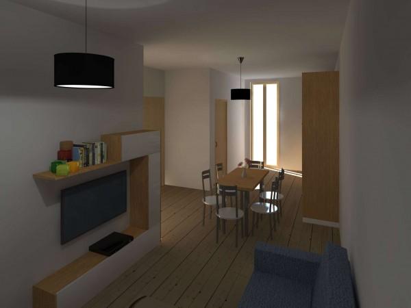 Appartamento in vendita a Milano, Rogoredo, 60 mq - Foto 6