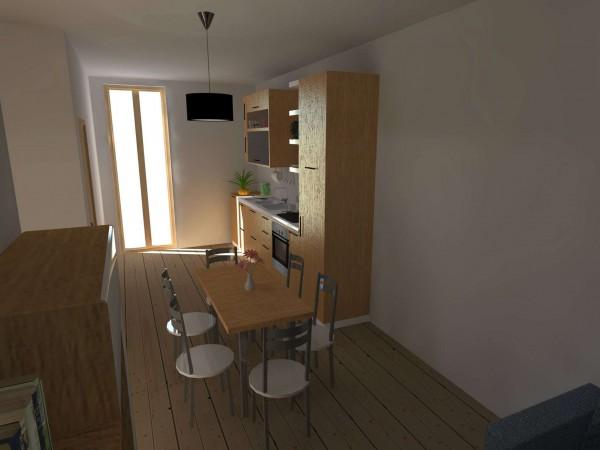 Appartamento in vendita a Milano, Rogoredo, 60 mq
