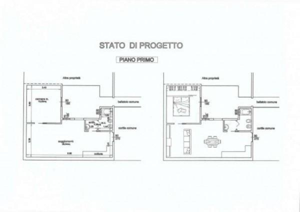 Appartamento in vendita a Milano, Rogoredo, 60 mq - Foto 3