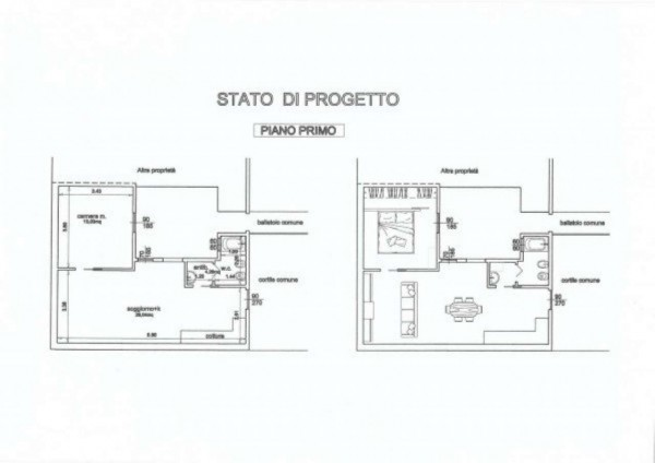 Appartamento in vendita a Milano, Rogoredo, 60 mq - Foto 2
