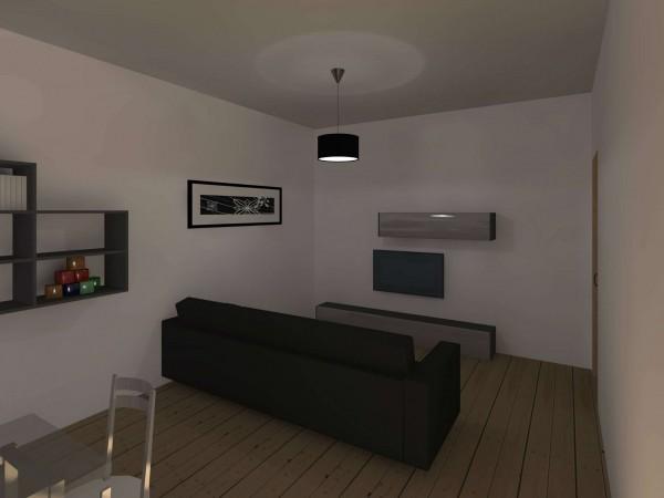 Appartamento in vendita a Milano, Rogoredo, 60 mq - Foto 9