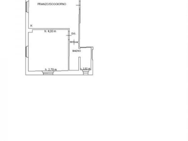 Rustico/Casale in vendita a Montaione, Arredato, con giardino, 50 mq - Foto 2