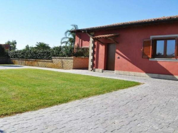 Villa in vendita a Roma, Ponte Galeria, Con giardino, 220 mq - Foto 21