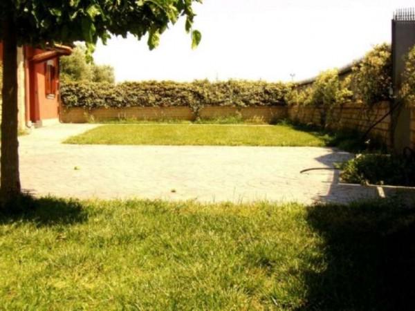 Villa in vendita a Roma, Ponte Galeria, Con giardino, 220 mq - Foto 19