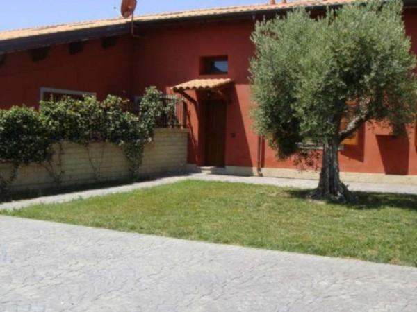 Villa in vendita a Roma, Ponte Galeria, Con giardino, 140 mq - Foto 19