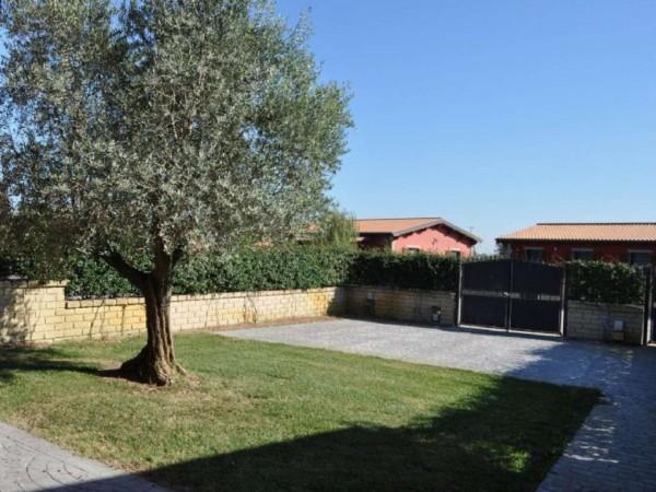Villa in vendita a Roma, Ponte Galeria, Con giardino, 140 mq - Foto 18