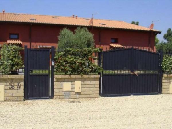 Villa in vendita a Roma, Ponte Galeria, Con giardino, 140 mq - Foto 20